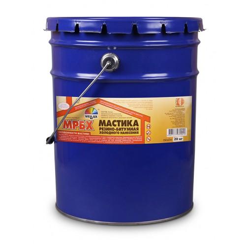 Мастика резино-битумная мрбх как работать с бетоноконтакт