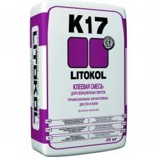 LITOKOL K17 Клей для керамической плитки и мрамора